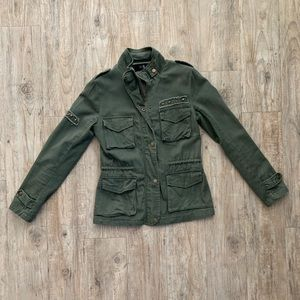 Forever 21 utility style Jacket